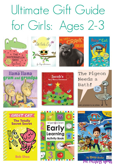 Ultimate Gift Guide for Girls, Ages 2-3    The Chirping Moms