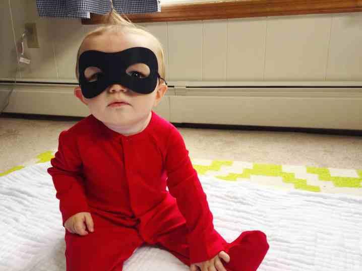 Jack Jack Incredibles