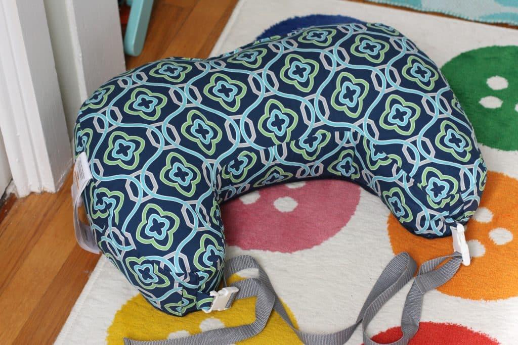 boppy best latch breastfeeding pillow