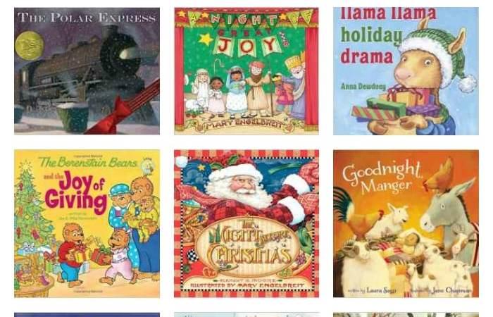 25 Days of Christmas Books