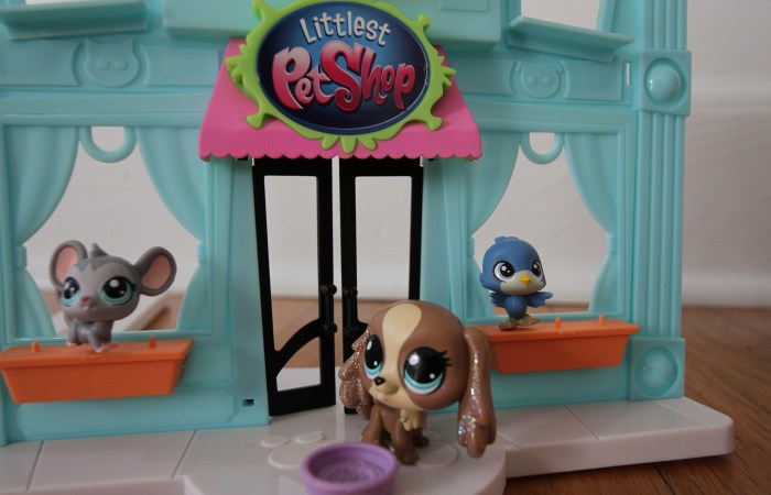 Great for Gifting: Littlest Pet Shop