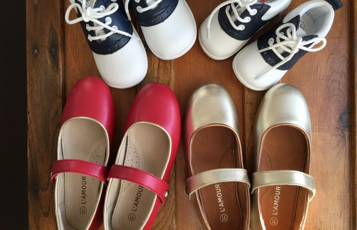 Babychelle: Shoes for the Holidays {& Giveaway}