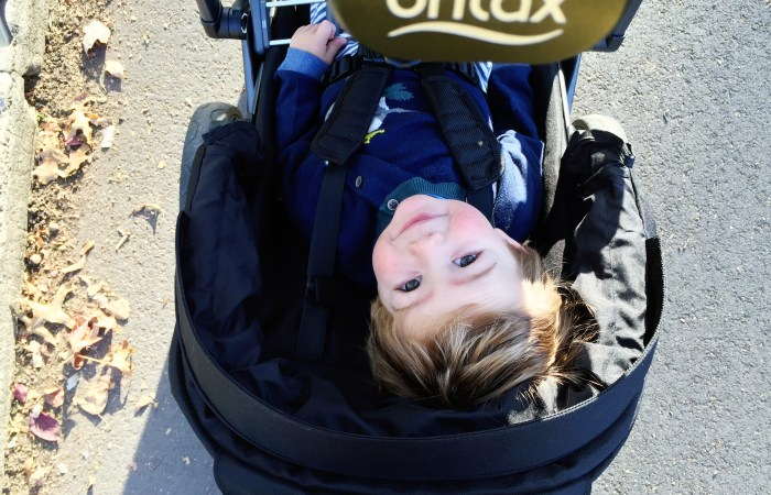 Friday Favorites: The 2017 B-Ready stroller.