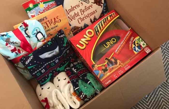 The Christmas Eve Box Tradition