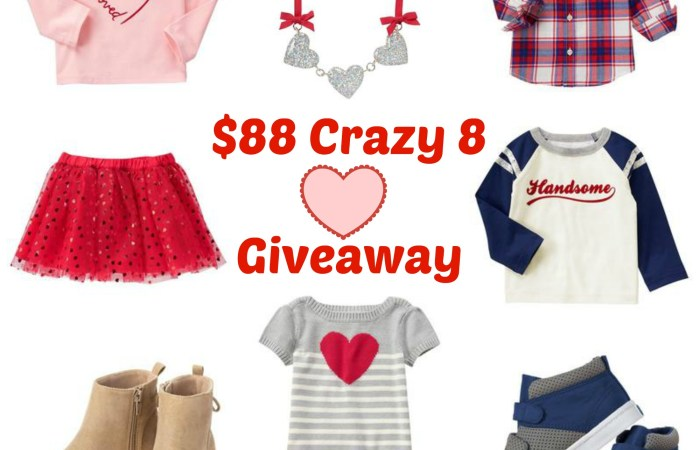 A Valentine's Day Giveaway!