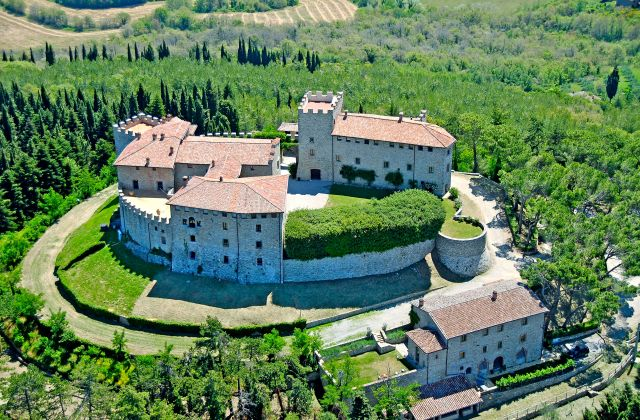 Where to Wednesday: HomeAway's Castle Collection