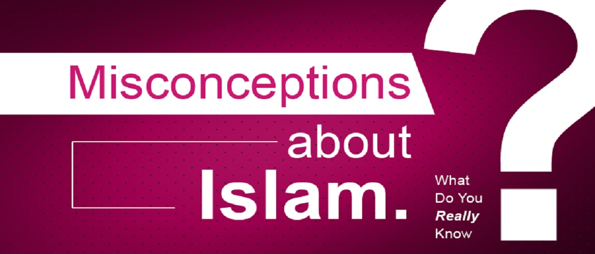Misconception About Islam