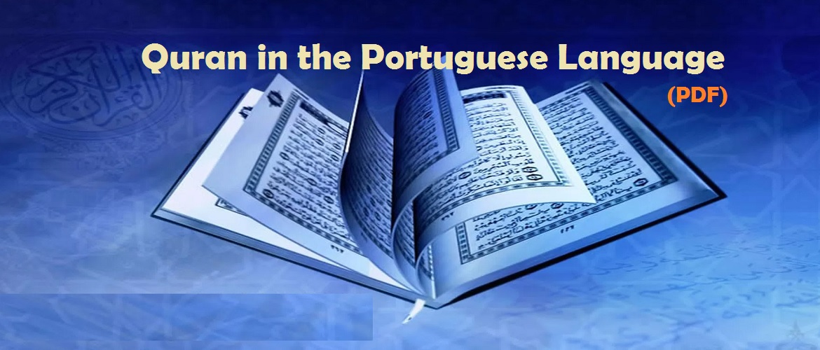 Translation of The Noble Quran in the Portuguese Language
