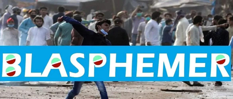 BLASPHEMER