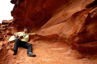 Frank at Kings Canyon