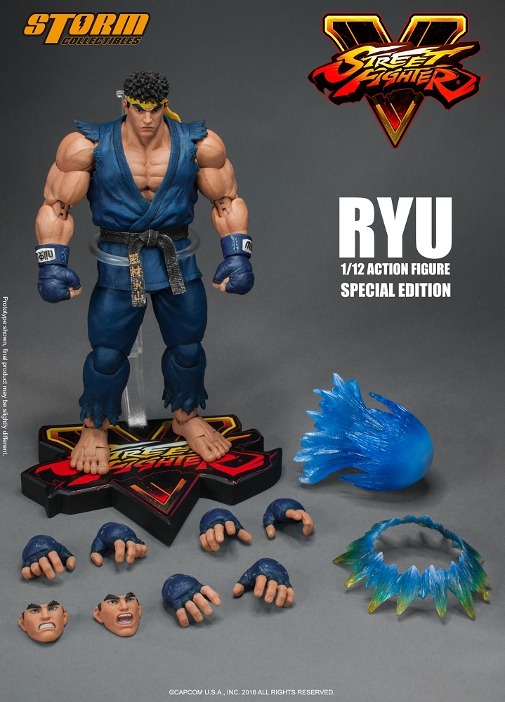 Storm Collectibles Street Fighter RYU Alternate Color