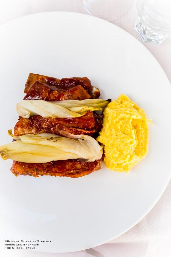 Qui potrete gustare i sapori tradizionali rivisitati in chiave gourmet. The Tastes Of The Dolomite Tradition At El Brite De Larieto In Cortina D Ampezzo The Chosen Table