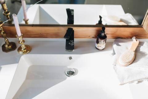 Fancy Bathroom Details