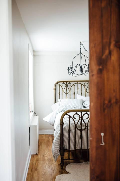 Antique Bedstead in Lancaster Renovation