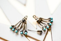 Trends to Try: Front Back Earring - The Chriselle Factor