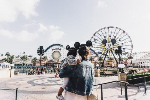 My Day at Disneyland