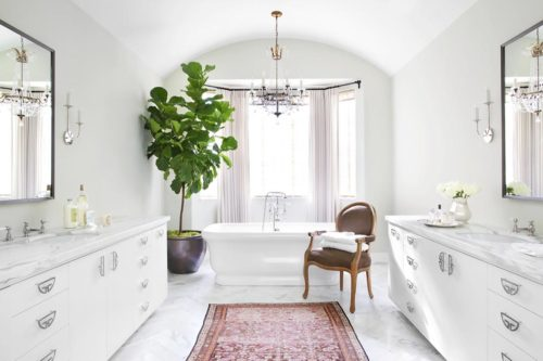 5 Essentials for a Dreamy and Airy Bathroom