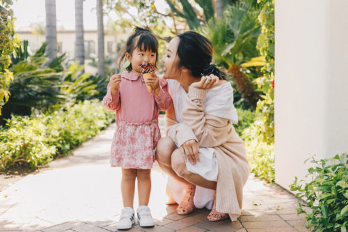 MOMMY Week Day 2: Learning to Let Go
