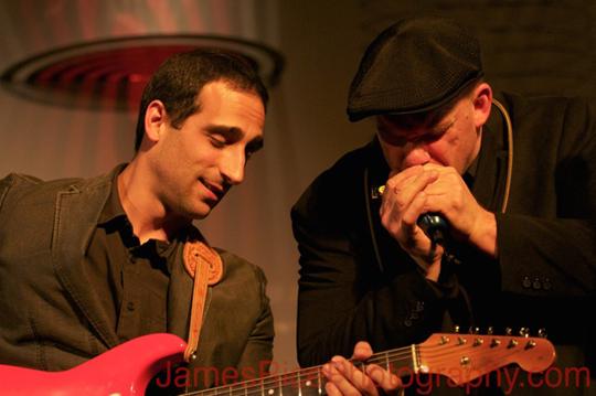 Chris V. and Chris O.
