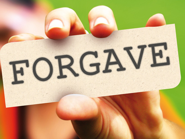 Forgiveness – archive
