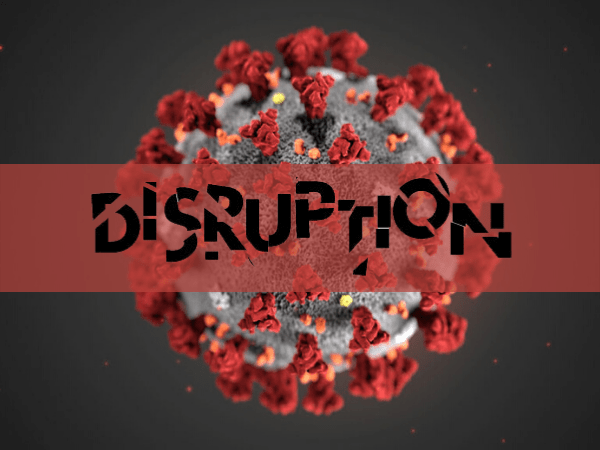 "April 24 Monthly Study: ""Disruptions"" 7:30 – 9:00 a.m."