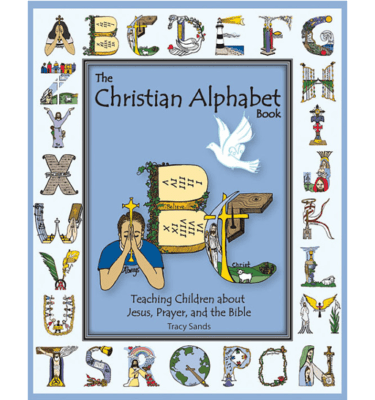 Personalized Christian Gifts  The Christian Alphabet