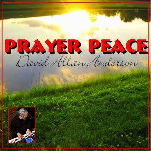 Prayer Peace Label 1600