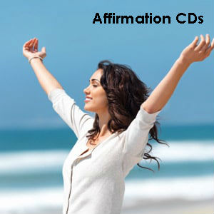 Christian Affirmation CDs with Downloads