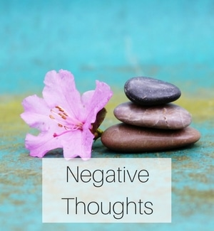 christian meditation and negative thoughts