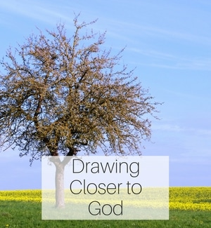 christian meditation and drawing closer to god