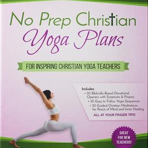 no prep christian yoga plans