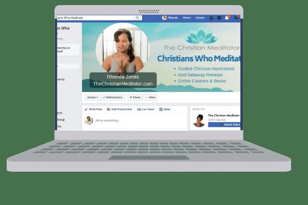 christians who meditation youtube