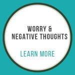 christian meditation for negative thoughts and worry