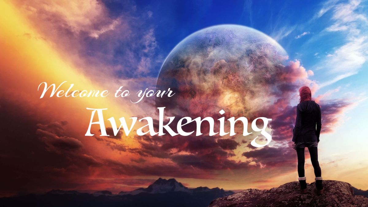 Welcome to Your Awakening – Ch 1 of The Christian Mystic