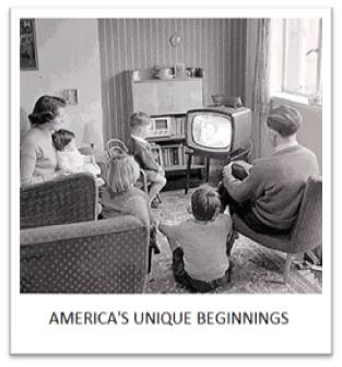 America beginnings