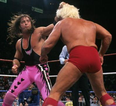 Hart and Flair