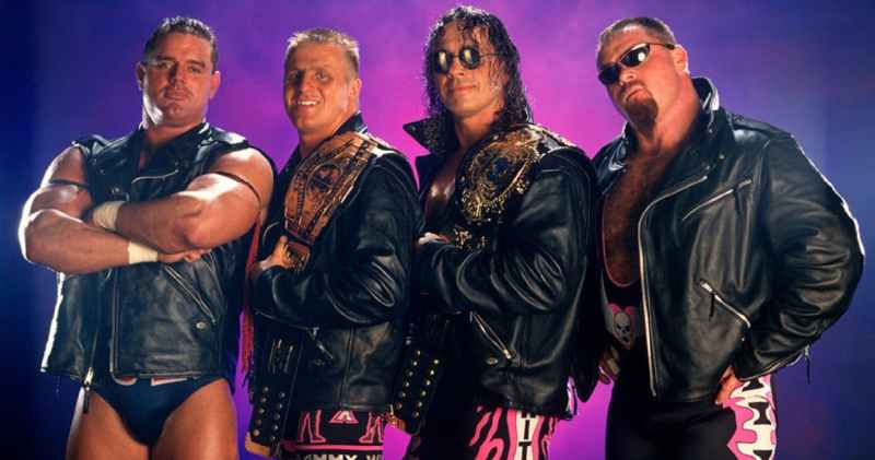 The Hart Foundation 1997