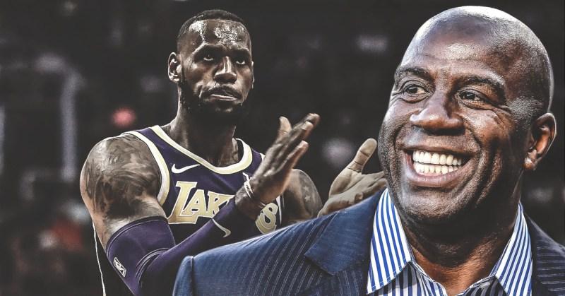 Magic and LeBron