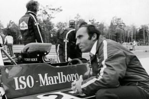 Frank Williams 1970s