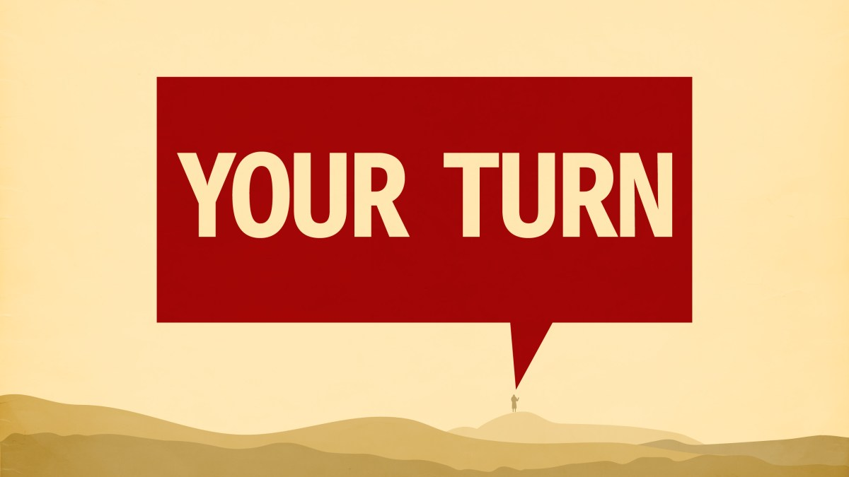 Your Turn | First Christian Church