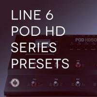 Line6 POD HD Series Presets