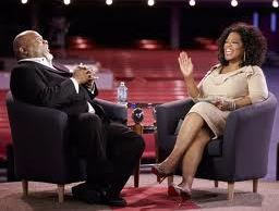 Oprah Winfrey Greenleaf and T.D. Jakes