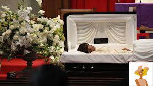 Sylvia Woods Queen of Soul Food Funeral Service video