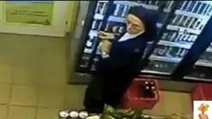 """Nun Stealing"""
