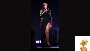 """Toni Braxton on Stage"""