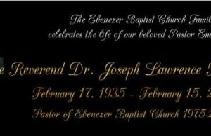 Joseph L. Roberts Funeral