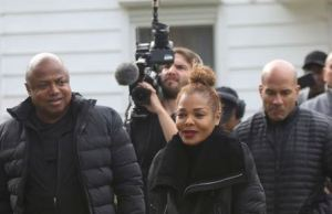 Goin' Back To Indiana: Janet Jackson Visits Childhood Home