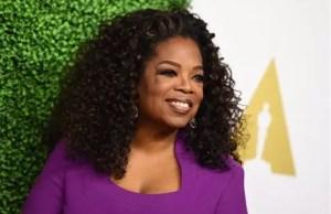 Star Studded Brunch At Oprah's House