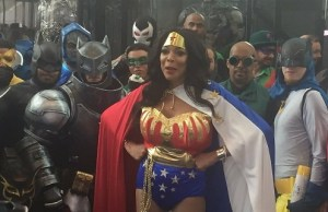 Wendy Williams Dragged To Hell For 'Wonder Women Costume' At Comic Con