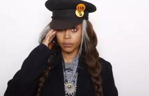 Erykah Badu Offers 'Soul Therapy' Ahead Soul Train Awards